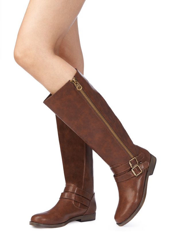 Fall Fashion: New Kyle Boots / Just Fab