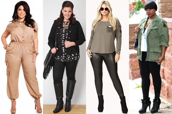 Plus Sized Fall Fashions for 2013...